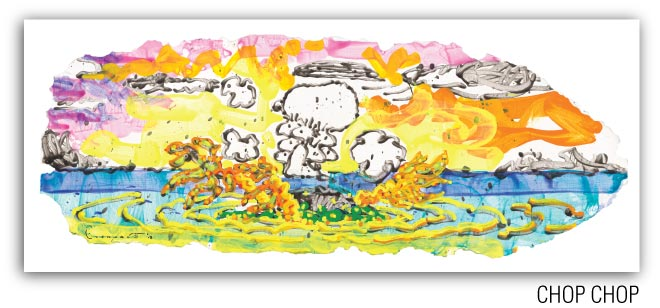 Chop Chop by Tom Everhart from Motu Series