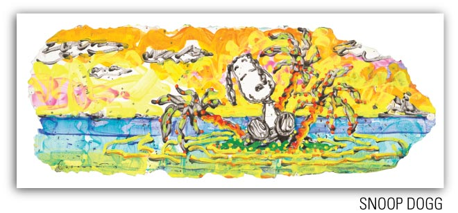 Snoop Dogg by Tom Everhart from Motu Homies Series