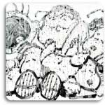 Snoozing In My Big Black Boot by Tom Everhart