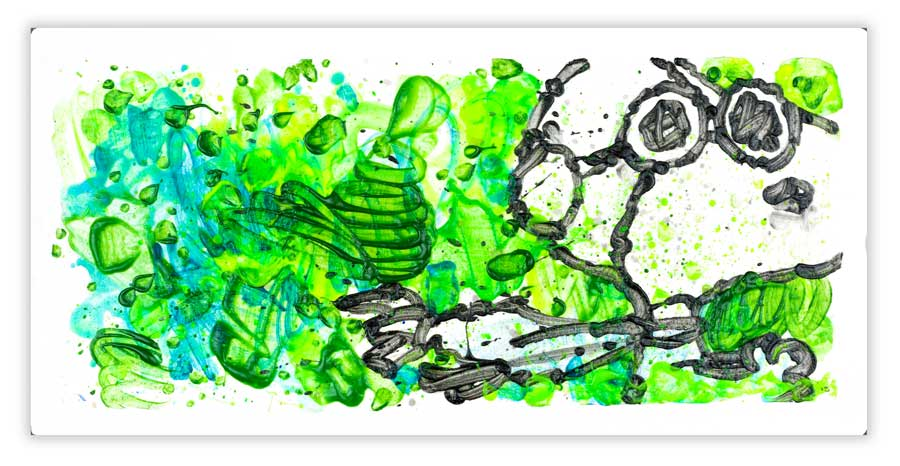 Opening Night by Tom Everhart